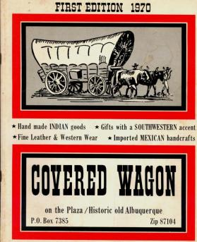 Covered Wagon Catalog, 1st edition