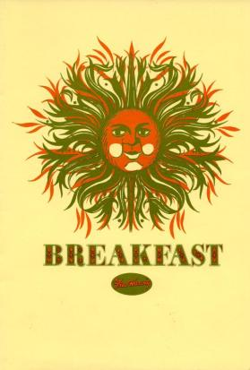 Breakfast / Fred Harvey
