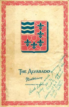 The Alvarado / Fred Harvey
