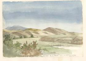 Valley in New Mexico, Canada Alimosa Aug 19, 1871