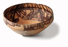 Bowl, Puaray or Kotyiti Glaze Polychrome