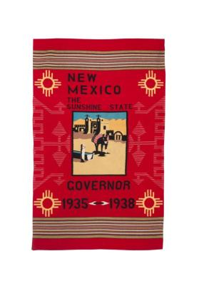 New Mexico, The Sunshine State--governor, 1935-1938